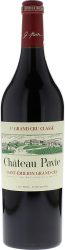 Pavie 1989 1er Grand cru B classé Saint-Emilion, Bordeaux rouge