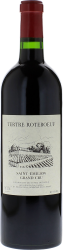 Tertre Roteboeuf 1993 Grand cru Saint-Emilion, Bordeaux rouge
