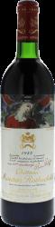 Mouton Rothschild 1985 1er Grand cru classé Pauillac, Bordeaux rouge