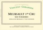 Meursault Charmes du Dessus 2006 Domaine Girardin Vincent, Bourgogne blanc