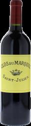 Clos du Marquis 2007 2ème vin de LEOVILLE LAS CASES Saint-Julien, Bordeaux rouge