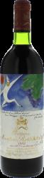 Mouton Rothschild 1982 1er Grand cru classé Pauillac, Bordeaux rouge