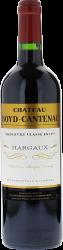 Boyd Cantenac 2009 2ème Grand cru classé Margaux, Bordeaux rouge