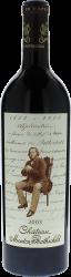 Mouton Rothschild 2003 1er Grand cru classé Pauillac, Bordeaux rouge
