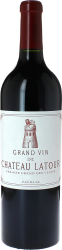 Latour 2001 1er Grand cru classé Pauillac, Bordeaux rouge