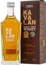 Whisky Taiwanais Kavalan Single Malt 40°  Whisky