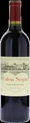 Calon Segur 1986 3ème Grand cru classé Saint-Estèphe, Bordeaux rouge