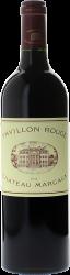 Pavillon Rouge 1989 2ème vin du Château Margaux Margaux, Bordeaux rouge