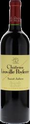 Leoville Poyferre 2001 2ème Grand cru classé Saint-Julien, Bordeaux rouge