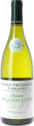 Chablis 1er Cru les Vaillons 2015 Domaine Fevre William, Bourgogne blanc