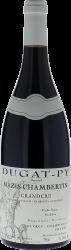 Mazis Chambertin Grand Cru 2014 Domaine Dugat-Py, Bourgogne rouge