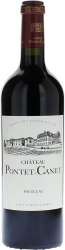 Pontet Canet 2014 5ème Grand cru classé Pauillac, Bordeaux rouge