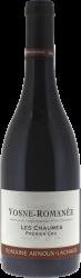 Vosne Romanée 1er Cru les Chaumes 2015 Domaine Arnoux - Lachaux, Bourgogne rouge