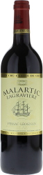 Malartic Lagraviere Rouge 2014 Grand Cru Classé Graves, Bordeaux rouge