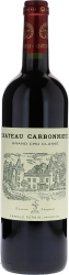 Carbonnieux 2015 cru classé Pessac-Léognan, Bordeaux rouge