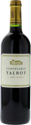 Connetable Talbot 2015 2ème vin de TALBOT Saint-Julien, Bordeaux rouge