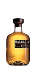 Whisky Ecossais Balblair 46° 2005  Whisky
