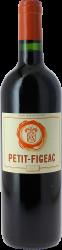Petit Figeac 2nd Vin de Château Figeac 2012  Saint-Emilion, Bordeaux rouge