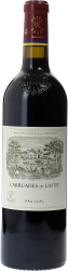 Carruades de Lafite 1988 2ème vin de LAFITE ROTHSCHILD Pauillac, Bordeaux rouge