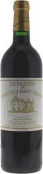 Bahans Haut Brion 2002  Pessac-Léognan, Bordeaux rouge