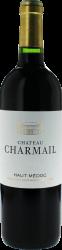 Charmail 2015  Haut-Médoc, Bordeaux rouge