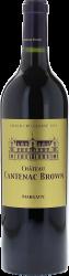 Cantenac Brown 2016 2ème Grand cru classé Margaux, Bordeaux rouge