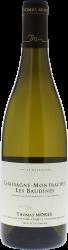 Chassagne Montrachet 1er Cru les Baudines 2017 Domaine Morey Thomas, Bourgogne blanc