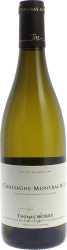 Chassagne Montrachet Village 2017 Domaine Morey Thomas, Bourgogne blanc