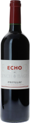 Echo Lynch Bages 2016 2ème vin de LYNCH BAGES Pauillac, Bordeaux rouge