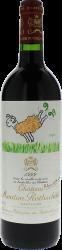 Mouton Rothschild 1999 1er Grand cru classé Pauillac, Bordeaux rouge