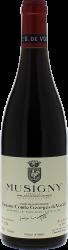 Musigny Vieilles Vignes Grand Cru 2016 Domaine de Vogue, Bourgogne rouge