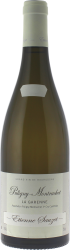 Puligny Montrachet 1er Cru la Garenne 2017 Domaine Sauzet, Bourgogne blanc