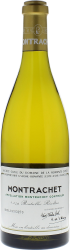 Montrachet Grand Cru 2015 Domaine Romanee Conti, Bourgogne blanc