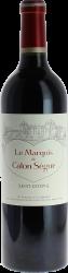 Marquis de Calon Ségur 2016 2nd vin du Château Calon Ségur Saint-Estèphe, Bordeaux rouge