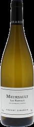 Meursault les Narvaux 2017 Domaine Girardin Vincent, Bourgogne blanc