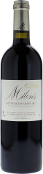 Milens 2016 Grand cru Saint-Emilion, Bordeaux rouge