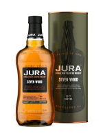 Whisky Ecossais Jura Seven Wood 42°  Whisky