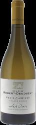 Pouilly Fuissé les Cras 2014 Domaine Robert-Denogent, Bourgogne blanc