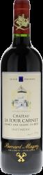 la Tour Carnet 1990 4ème Grand cru classé Haut Médoc, Bordeaux rouge