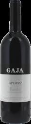 Gaja - Sperss Nebbiolo - Barolo 2014  , Vin italien