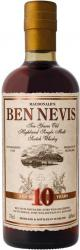 Whisky Ecossais Ben Nevis 9 Ans 46°  Whisky