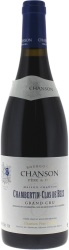 Chambertin Clos de Beze 2009 Domaine Chanson, Bourgogne rouge