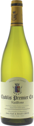 Chablis  1er Cru Vaillons 2018 Domaine Droin, Bourgogne blanc