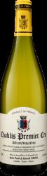 Chablis  1er Cru Montmains 2018 Domaine Droin, Bourgogne blanc