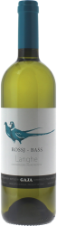 Gaja - Rossj Bass Chardonnay Assemblage - Langhe 2018  , Vin italien