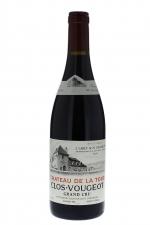 Clos de Vougeot Cuvée Hommage Jean Morin 2017  Château de la Tour, Bourgogne rouge