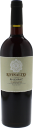 Rivesaltes Riveyrac 1981 Vin doux naturel Rivesaltes, Vin doux naturel