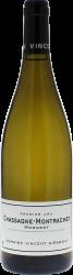Chassagne Montrachet 1er Cru Morgeot 2017 Domaine Girardin Vincent, Bourgogne blanc