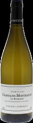 Chassagne Montrachet 1er Cru la Romanée 2017 Domaine Girardin Vincent, Bourgogne blanc
