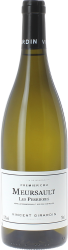 Meursault 1 Er Cru les Perrières 2017 Domaine Girardin Vincent, Bourgogne blanc